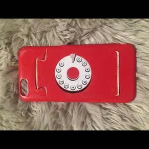 "Accessories - Iphone 6 ""rotary phone"" case"